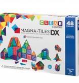 Magnatiles 48-pc Clear Colors