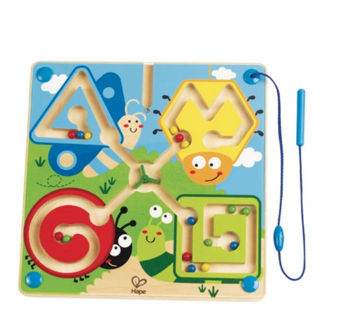 Busy Bugs Magnetic Maze
