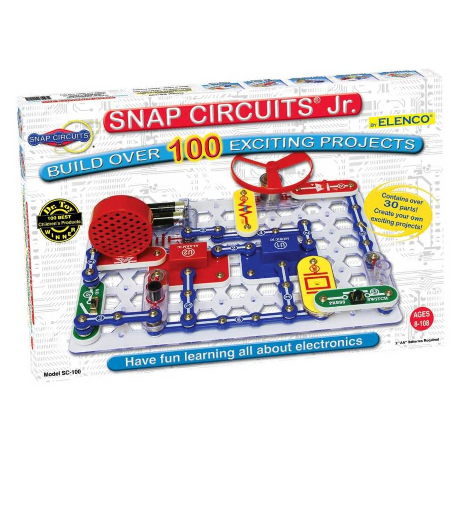 Snap Circuits Jr. 100 in 1