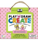 Play Draw Create Kit- Princess
