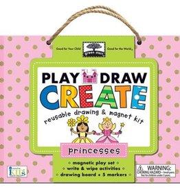 Play Draw Create Kit- Princess