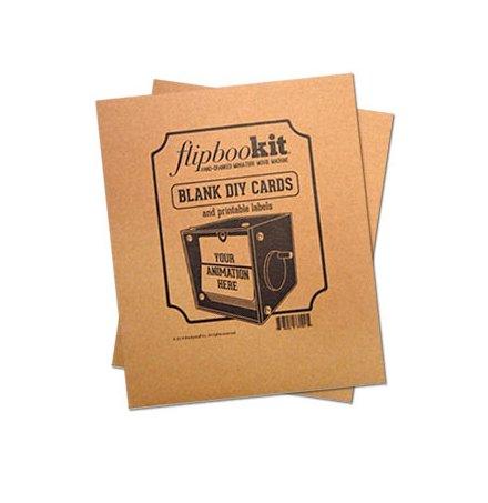 FlipBooKit Blank Card Kit