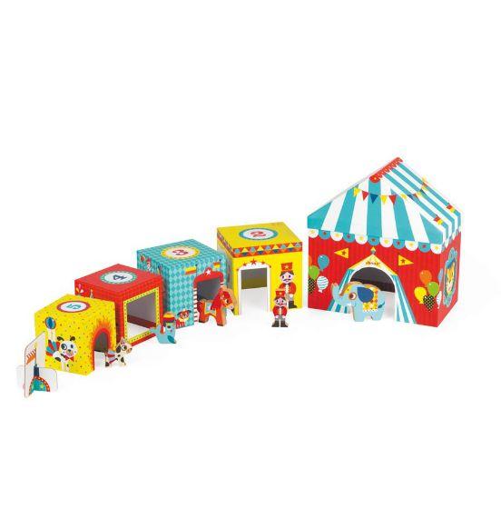 Circus Stacking Blocks