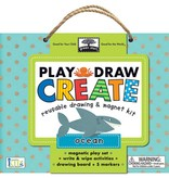 Play Draw Create Kit- Ocean