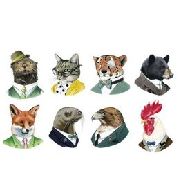 Tattly Animal Society Set