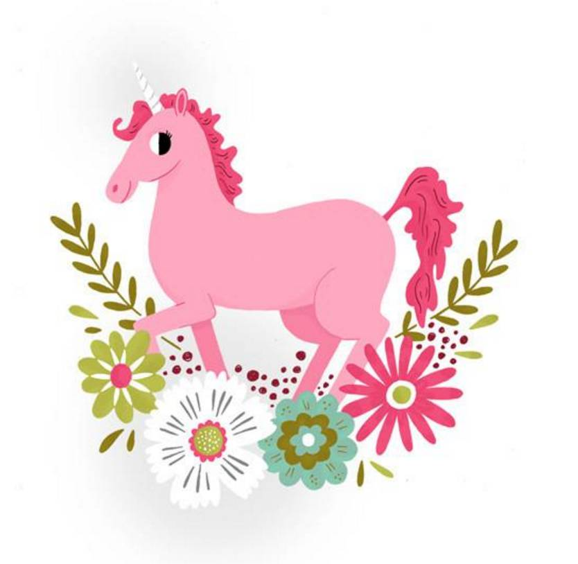 Tattly Unicorn