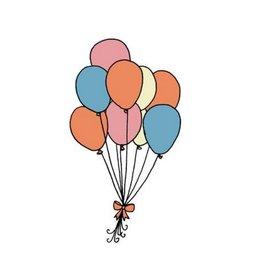 Tattly Balloons