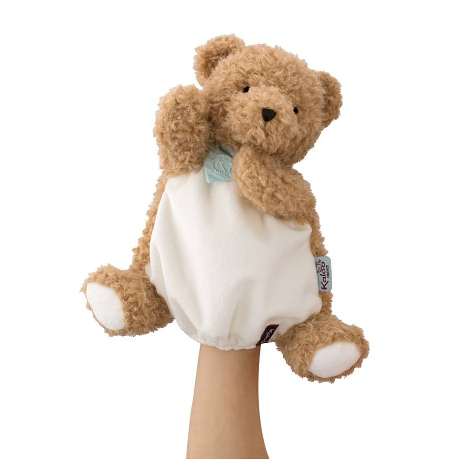 Bear Lovie Puppet