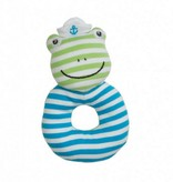 Organic Teething Rattle- Skippy the Frog
