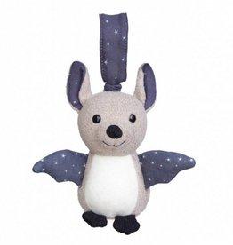 Organic Stroller Toy- Bat