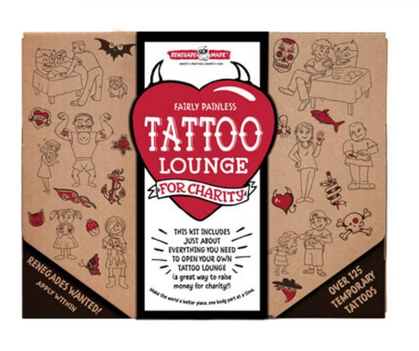 Fairly Painless Tattoo Lounge