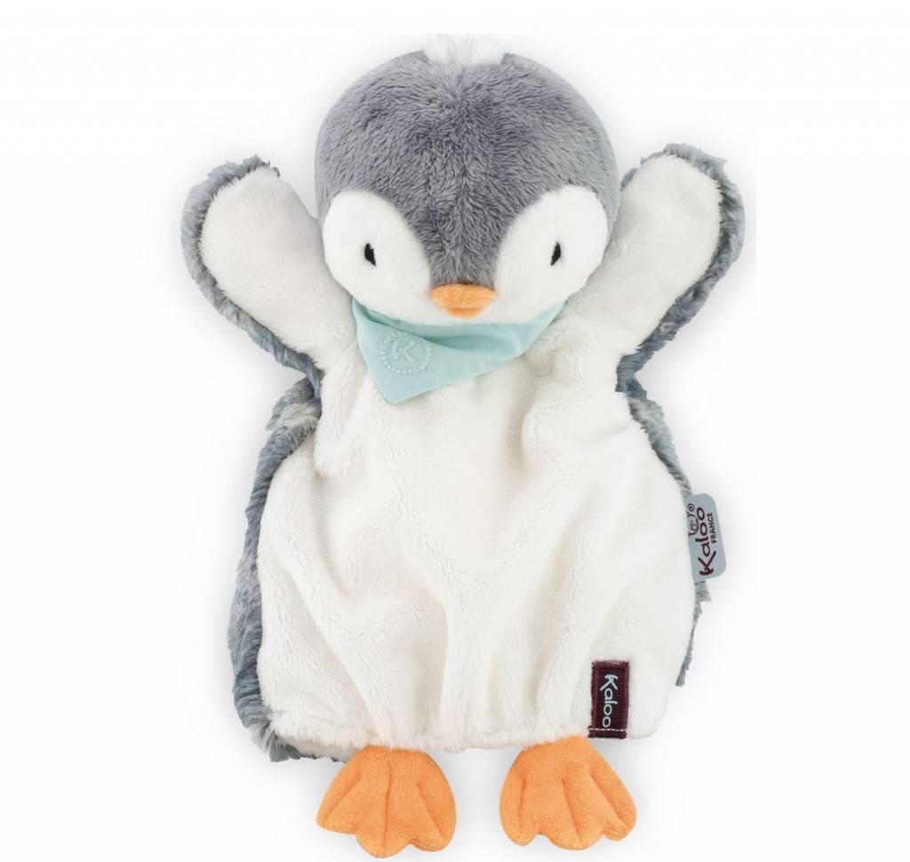 Penguin Lovie Puppet