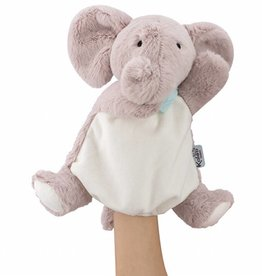 Elephant Lovie Puppet