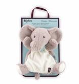 Elephant Lovie Puppet