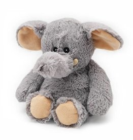 Cozy Plush Elephant