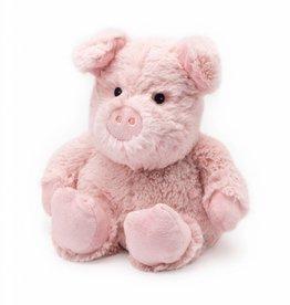 Cozy Plush Pig