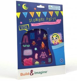 Build and Imagine Slumber Party Accessories