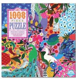 1008 Piece Puzzle- Peacock Garden