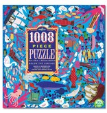 1008 Piece Puzzle- Below the Surface