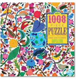 1008 Piece Puzzle- Birds and Flowers