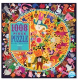 1008 Piece Puzzle- Circus