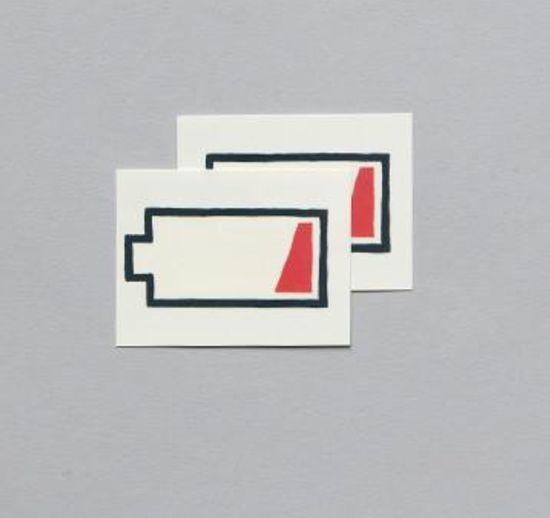 Tattly  Low Battery