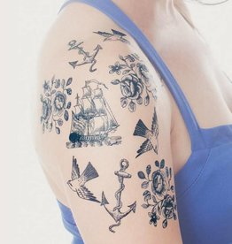 Tattly Nautical Set
