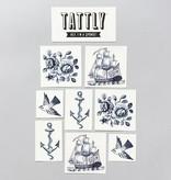 Tattly Nautical Set