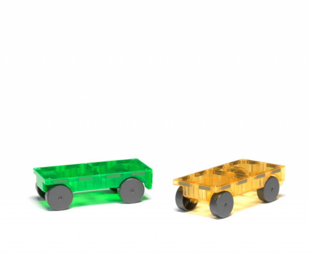 Magnatiles Car Expansion
