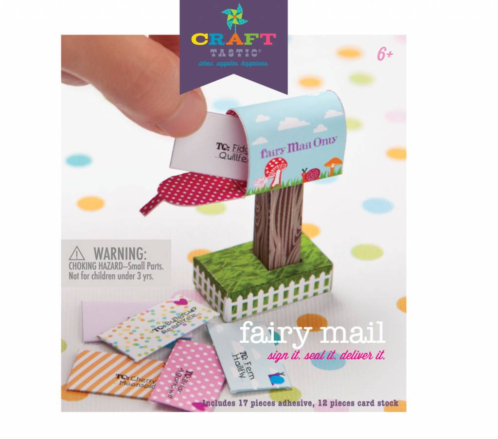 Fairy Mail Kit