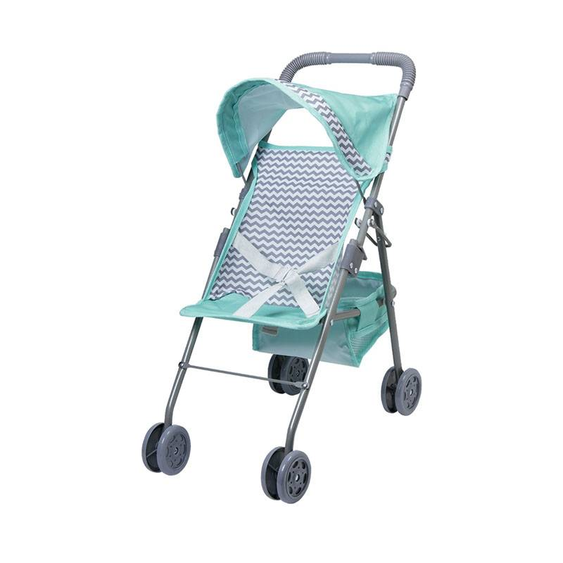 Chevron Doll Stroller