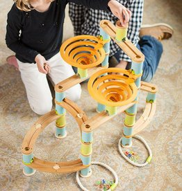 Bamboo Marble Run 78 pc