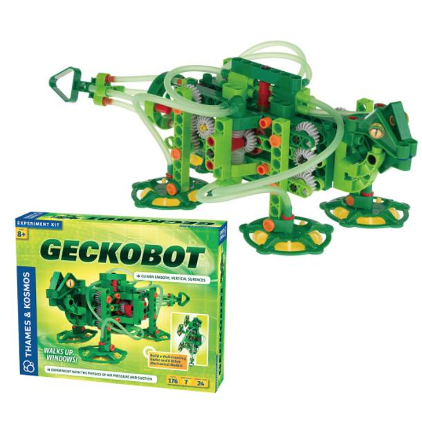 Thames and Kosmos Geckobot Kit