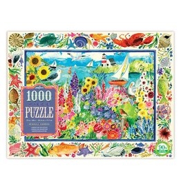 Seagull Garden 1000 pc Puzzle