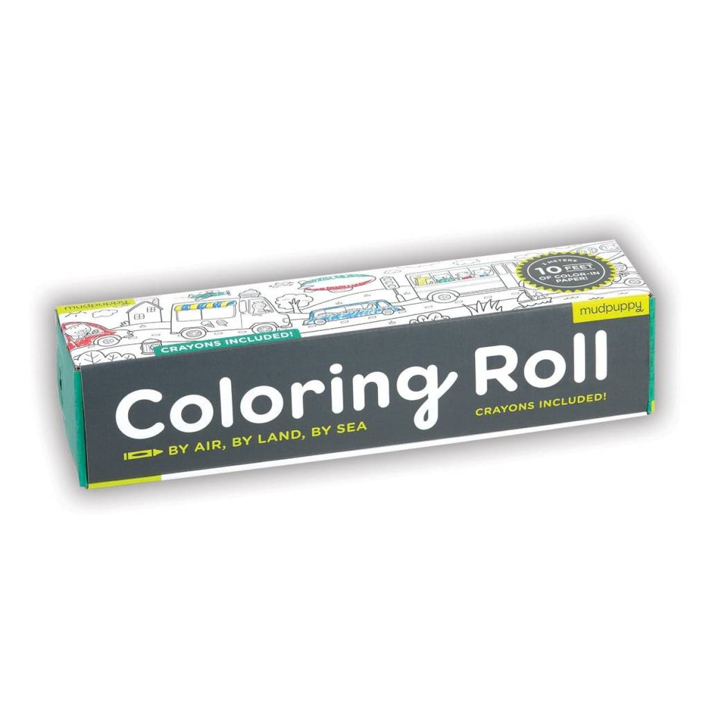 Coloring Rolls