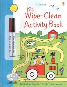 Wipe-Clean Activity Books