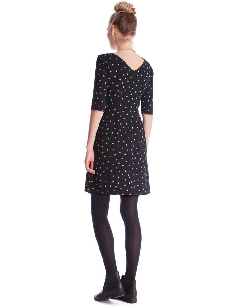 "SERAPHINE ""MINNIE DOT"" SHIFT DRESS W010127"