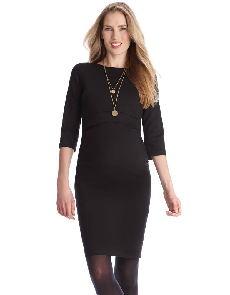 "SERAPHINE ""AVIANA"" NURSING SHIFT DRESS W010021"