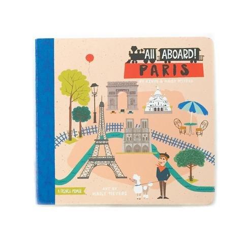 "LUCY DARLING ""ALL ABOARD PARIS"" BOOK CB001GIB"