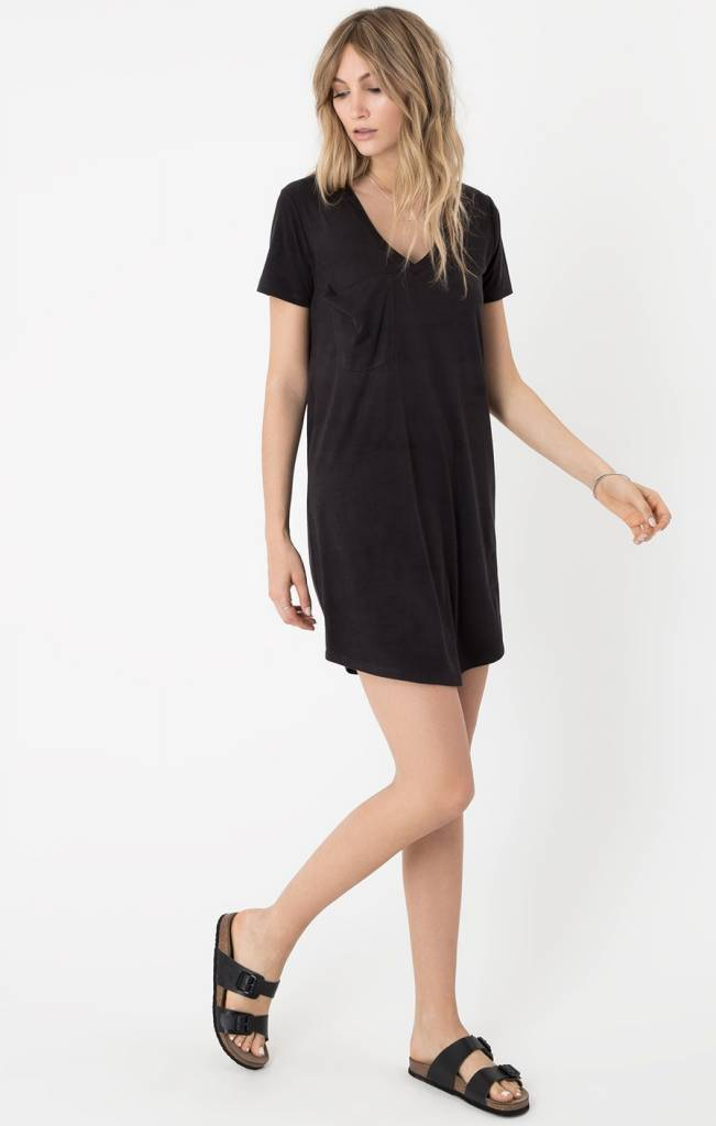 """Z SUPPLY """"THE SUEDE"""" DRESS ZD164217"""