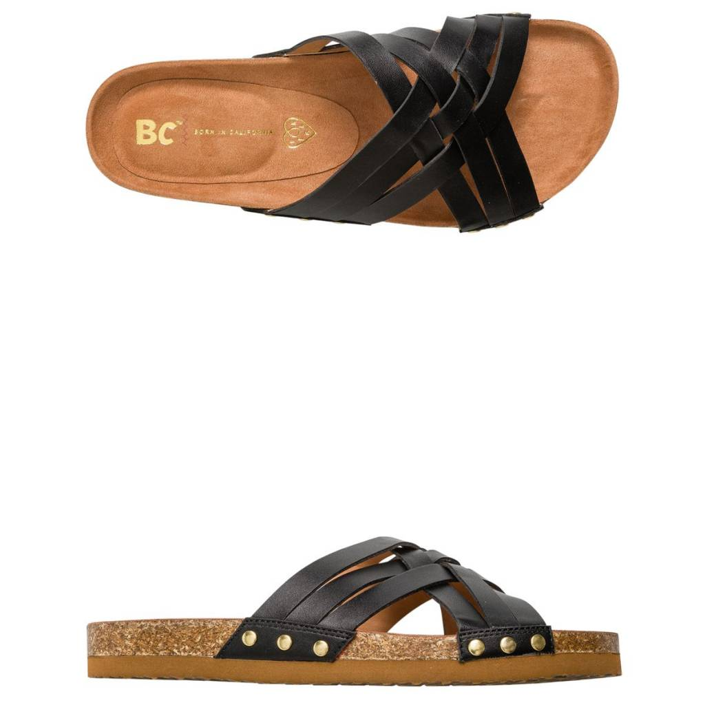 "BC FOOTWEAR ""ITS SERIOUS"" SANDAL"