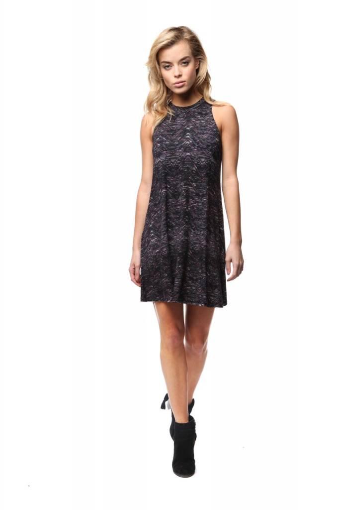DEX CLOTHING SLV/LESS SHIFT DRESS 1022005