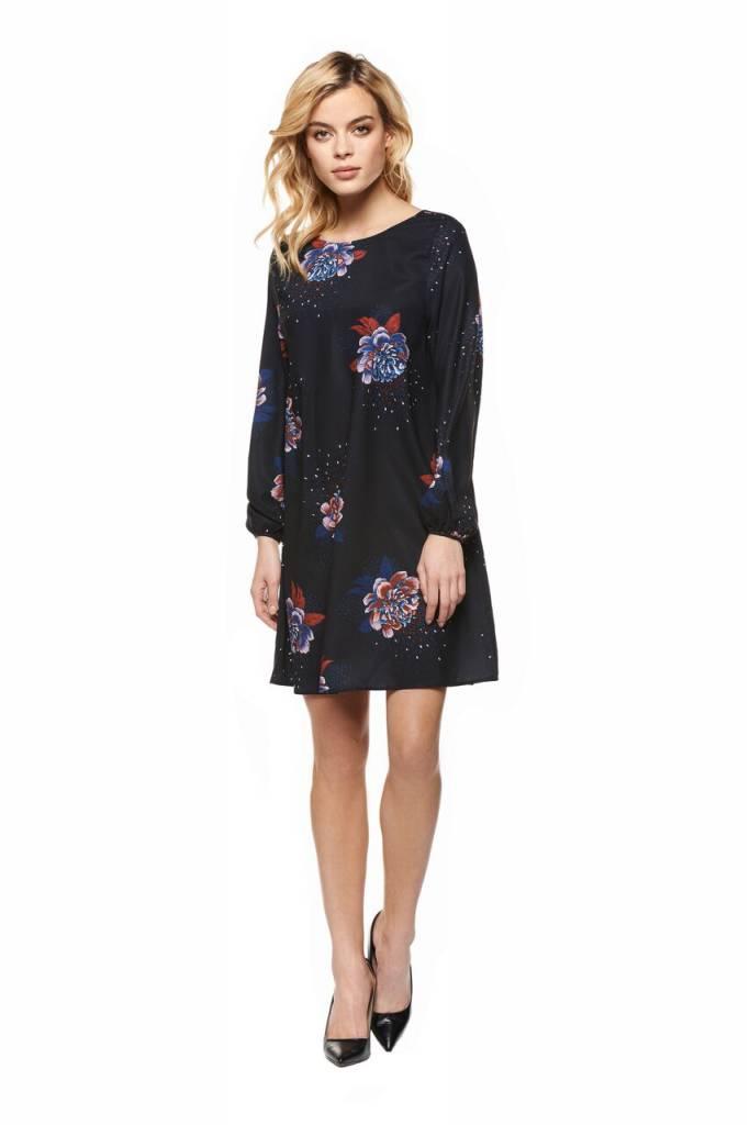 DEX CLOTHING VBACK SHIFT DRESS 1022293
