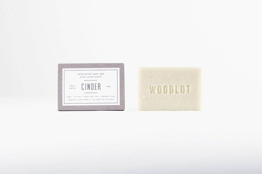 "WOODLOT ""4OZ SOAP BAR"""