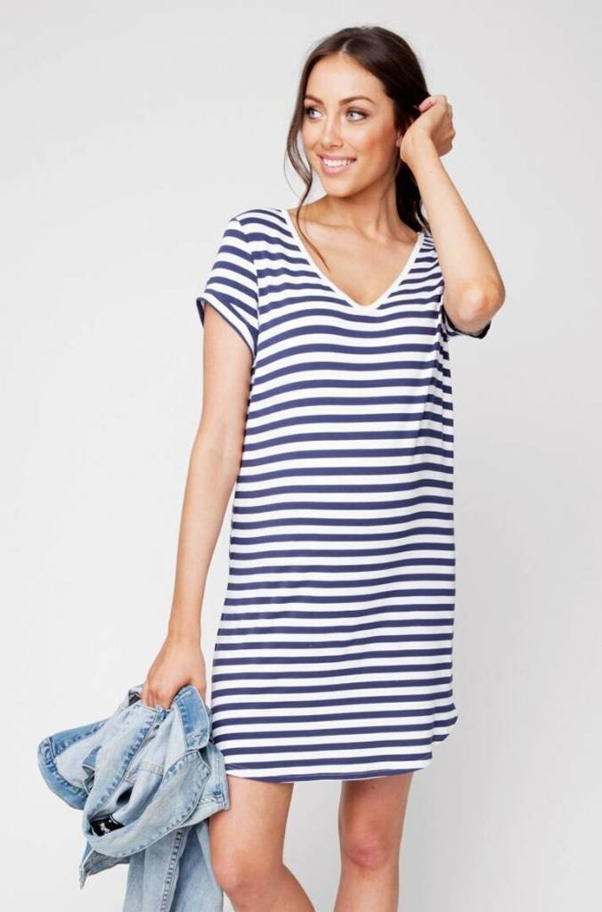 RIPE RELAXED T-SHIRT DRESS S1006