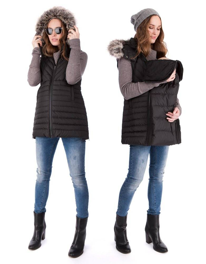 """SERAPHINE """"ESTHER"""" 3 IN 1 PARKA W090034"""
