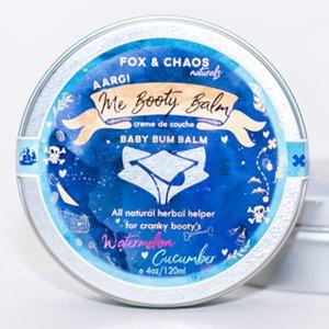 """FOX & CHAOS """"NATURAL BABY BUM BALM"""" 4OZ"""