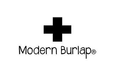 MODERN BURLAP