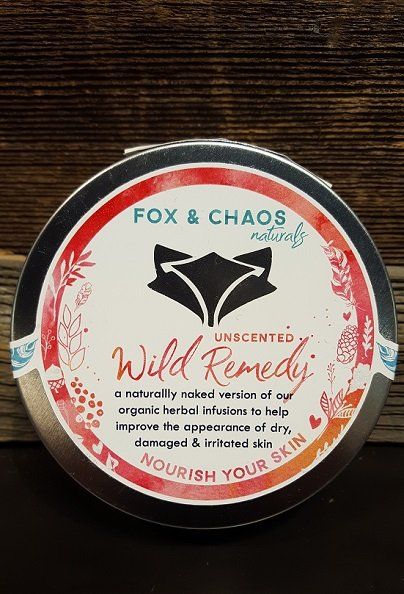 "FOX & CHAOS ""WILD REMEDY"" BALM 100ML0"