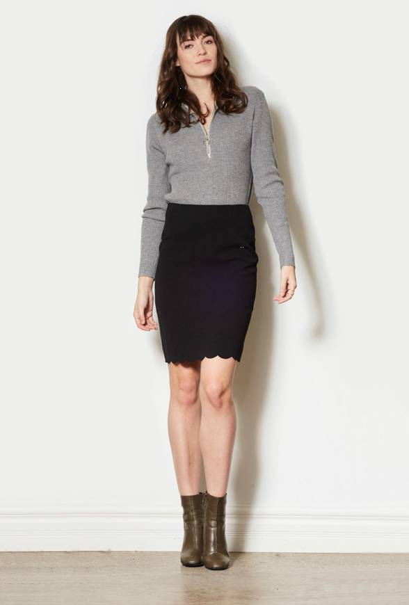 """IN THE GROOVE"" SKIRT SK-9277"